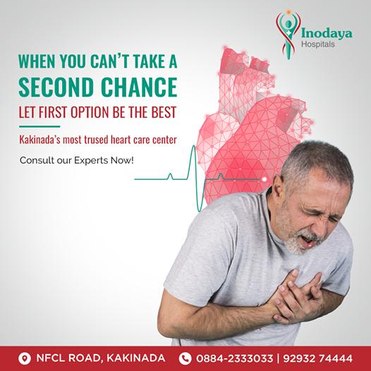 Multi Specialty Hospital in Kakinada  Inodaya